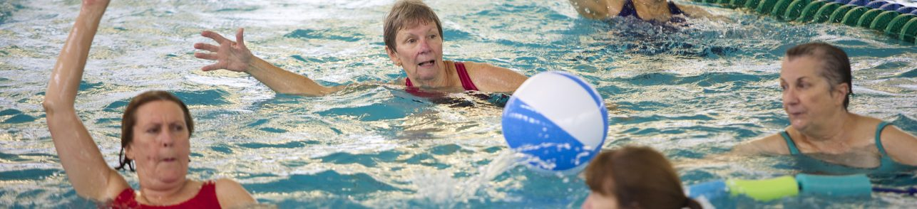 Water Volleyball Basics