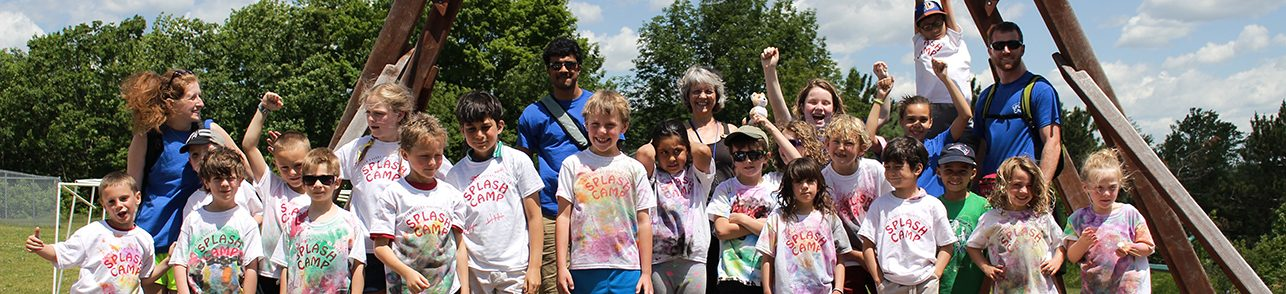 Volunteer Spotlight: Marcia Knapp, Splash Camp Craft Assistant
