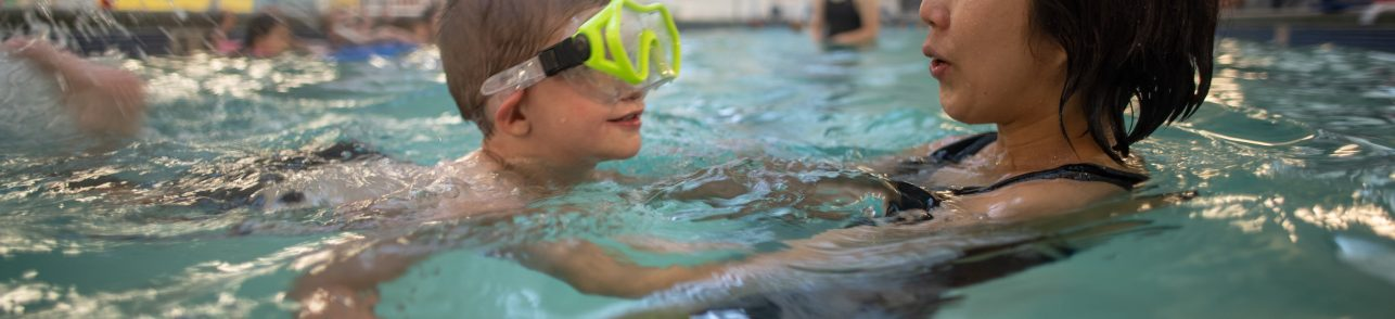 World's Largest Swim Lesson 2019 on WCAX
